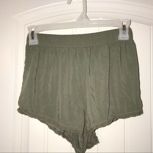 Flowy shorts